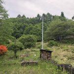 5/29【土地】大泉標高1300m富士山・南アルプスを見る高台