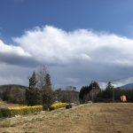 【土地】上黒沢で景色もよい車庫付きお買い得物件