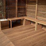 木製の塀とウッドデッキに補助金!