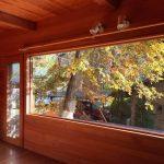 気密性の低い木製窓も生かせます