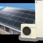 エコキュートに太陽光モード!