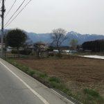 大泉町東井出150坪の土地